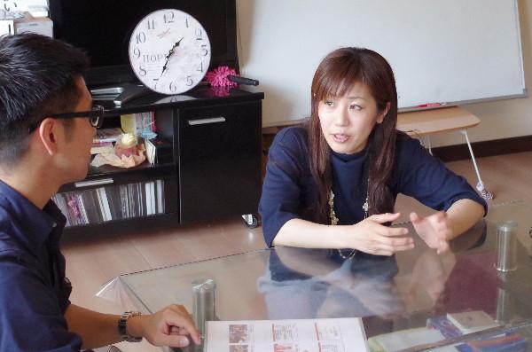 インタビュー ビジネスプランコンテスト 最優秀賞 中尾 李沙 10