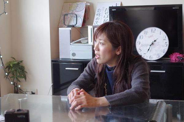 インタビュー ビジネスプランコンテスト 最優秀賞 中尾 李沙 13