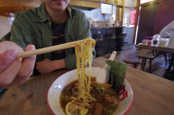 ハイカラ 麺