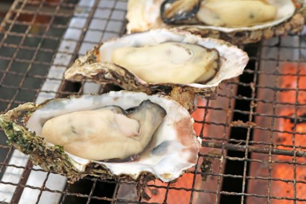 牡蠣祭り 九十九島