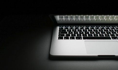 macbook開いたところ
