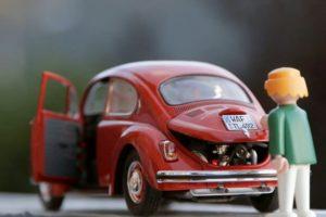 おもちゃのvolkswagen