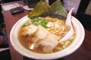 ラーメン 麺や潮風