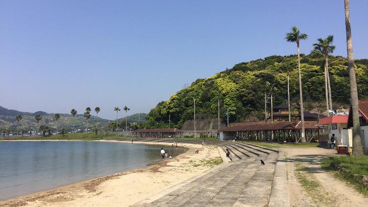川棚 大崎海水浴場