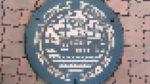 マンホールの蓋02