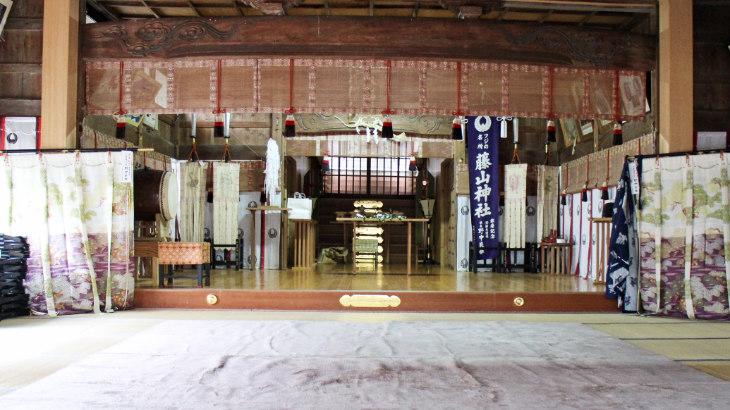 藤山神社2
