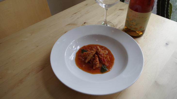 イオロマネッジョの料理