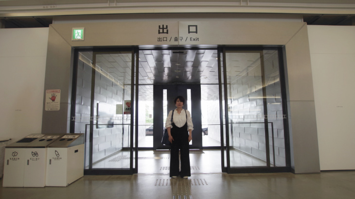 国際線ターミナル入口2