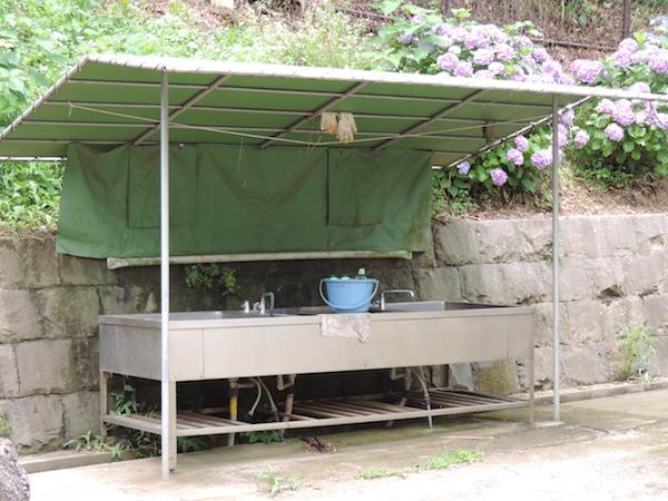 BBQ 白浜キャンプ場9