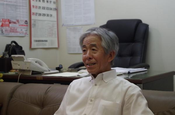 株式会社 カワハラネオン 社長