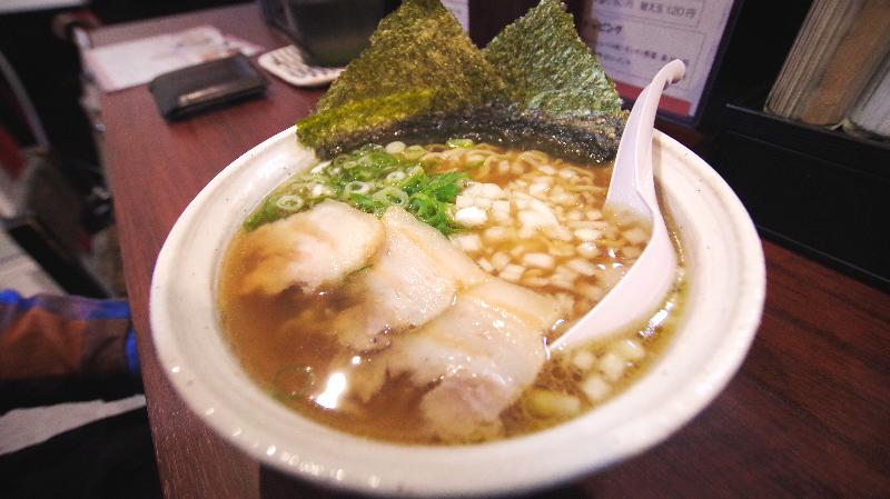 ラーメン 麺や 潮風