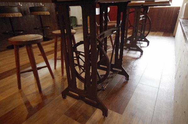 ハイカラ テーブル