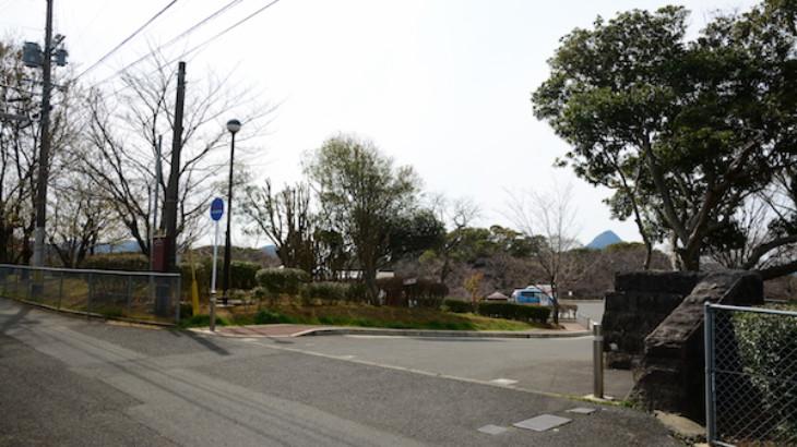 天神公園の入口