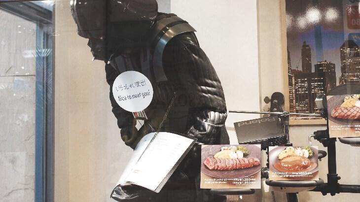 ステーキ専門店nobuのダースベイダー