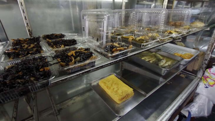 溝口商店の惣菜