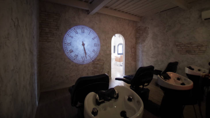 artticシャンプー室2