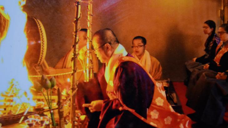 四萬六千日祭-結縁大護摩祈祷