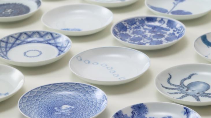 三川内豆皿