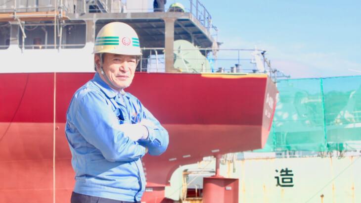 前畑造船の社長