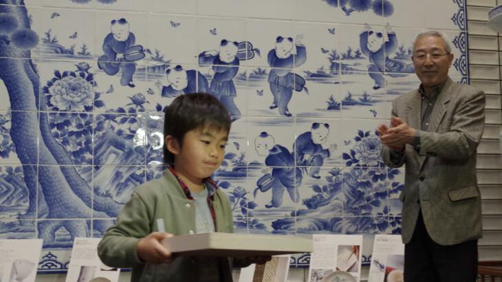 三川内焼デザインコンテスト表彰式4