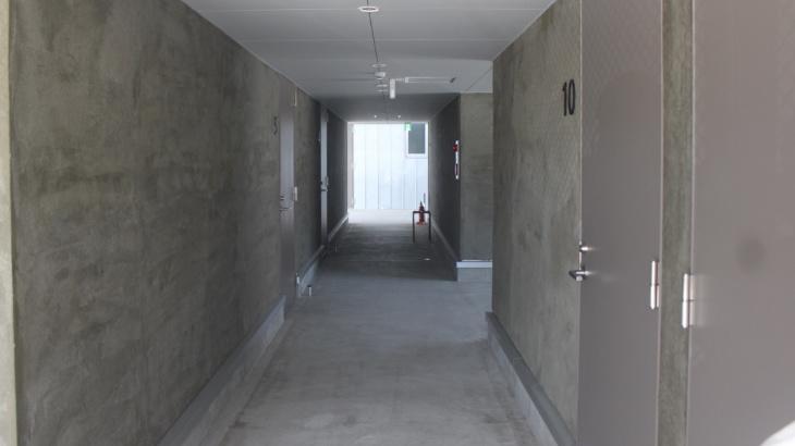aritahuisの廊下