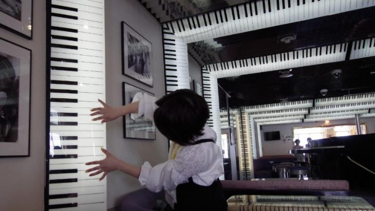 ピースボート ピアノの部屋