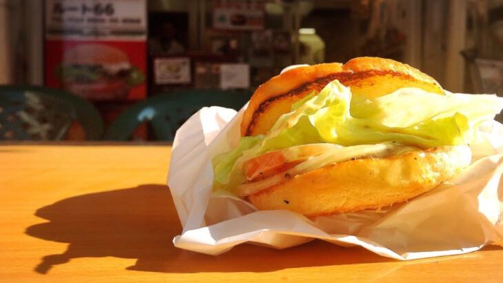 ルート66ハンバーガー