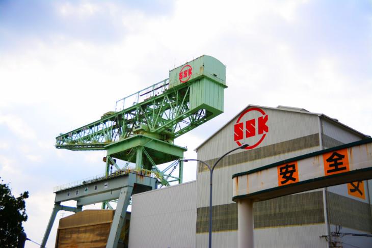 SSK(佐世保重工業)外観