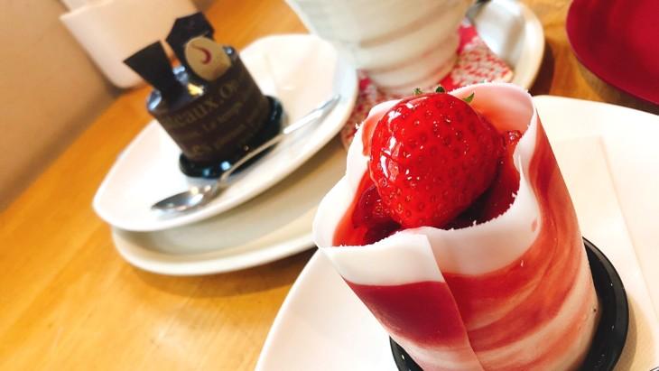 さいかい堂ケーキ