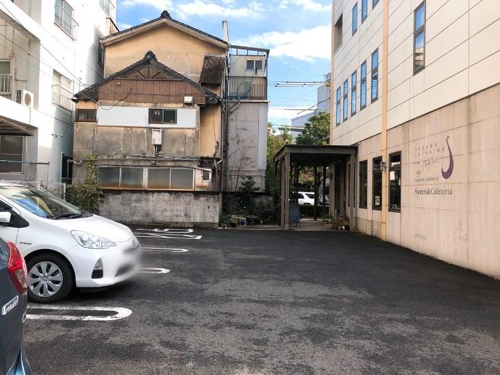さいかい堂駐車場