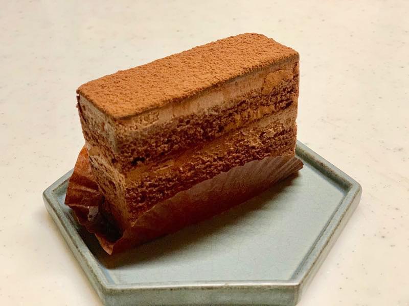ティアラチョコケーキ