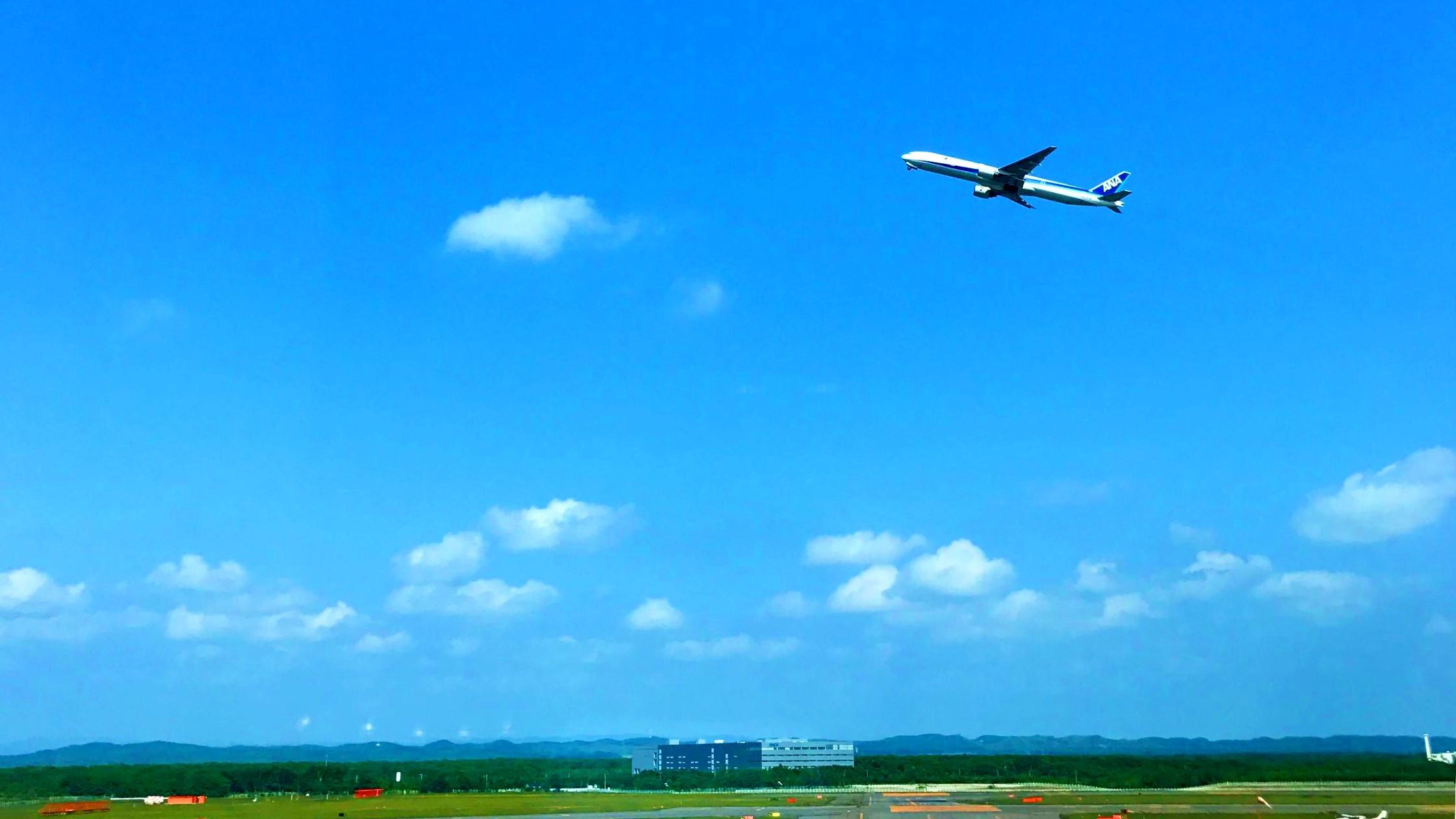 長崎空港発着の航空会社