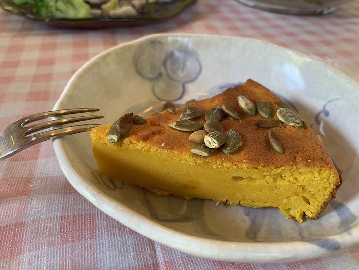 アンジェリカかぼちゃケーキ