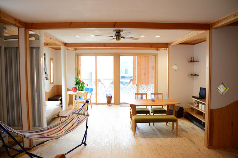 川崎工務店の家