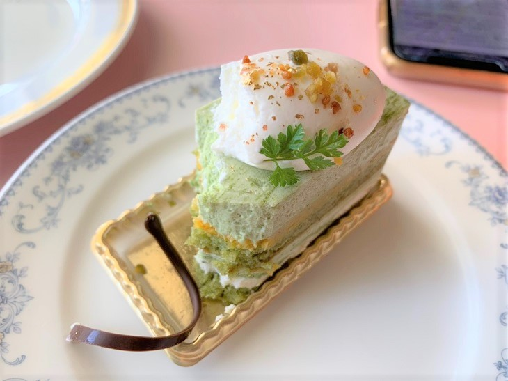 第1回SASEBOスイーツ甲子園グランプリお茶目なケーキ
