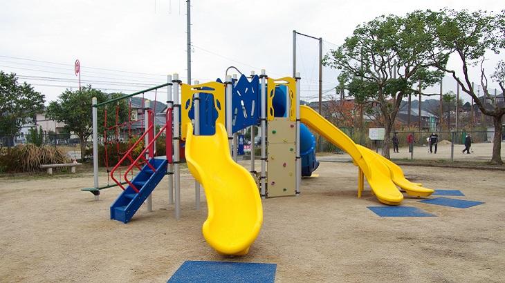 広田公園遊具