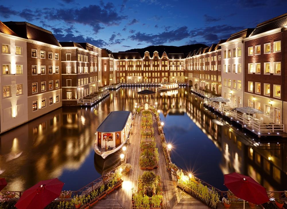 ホテルヨーロッパ外観