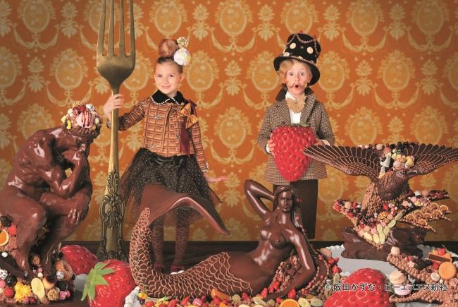 ハウステンボス バレンタインイベント お菓子の美術館