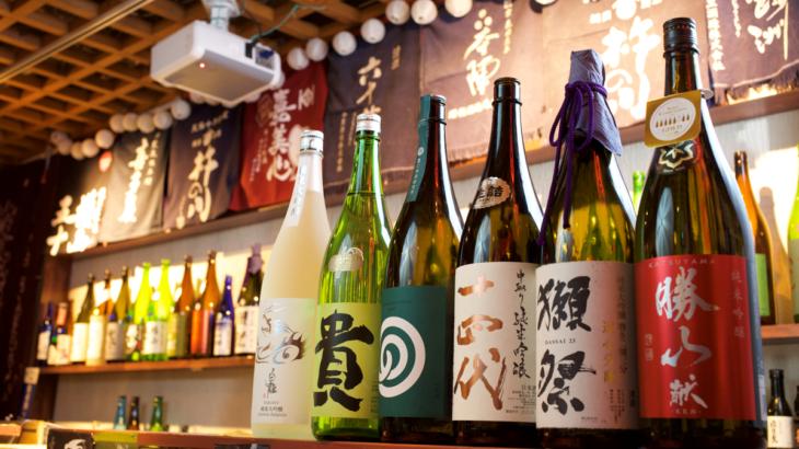 日本酒バータイム