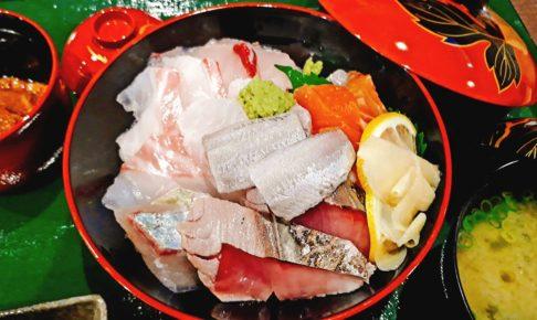 海鮮居酒屋こじろう海鮮丼(並)