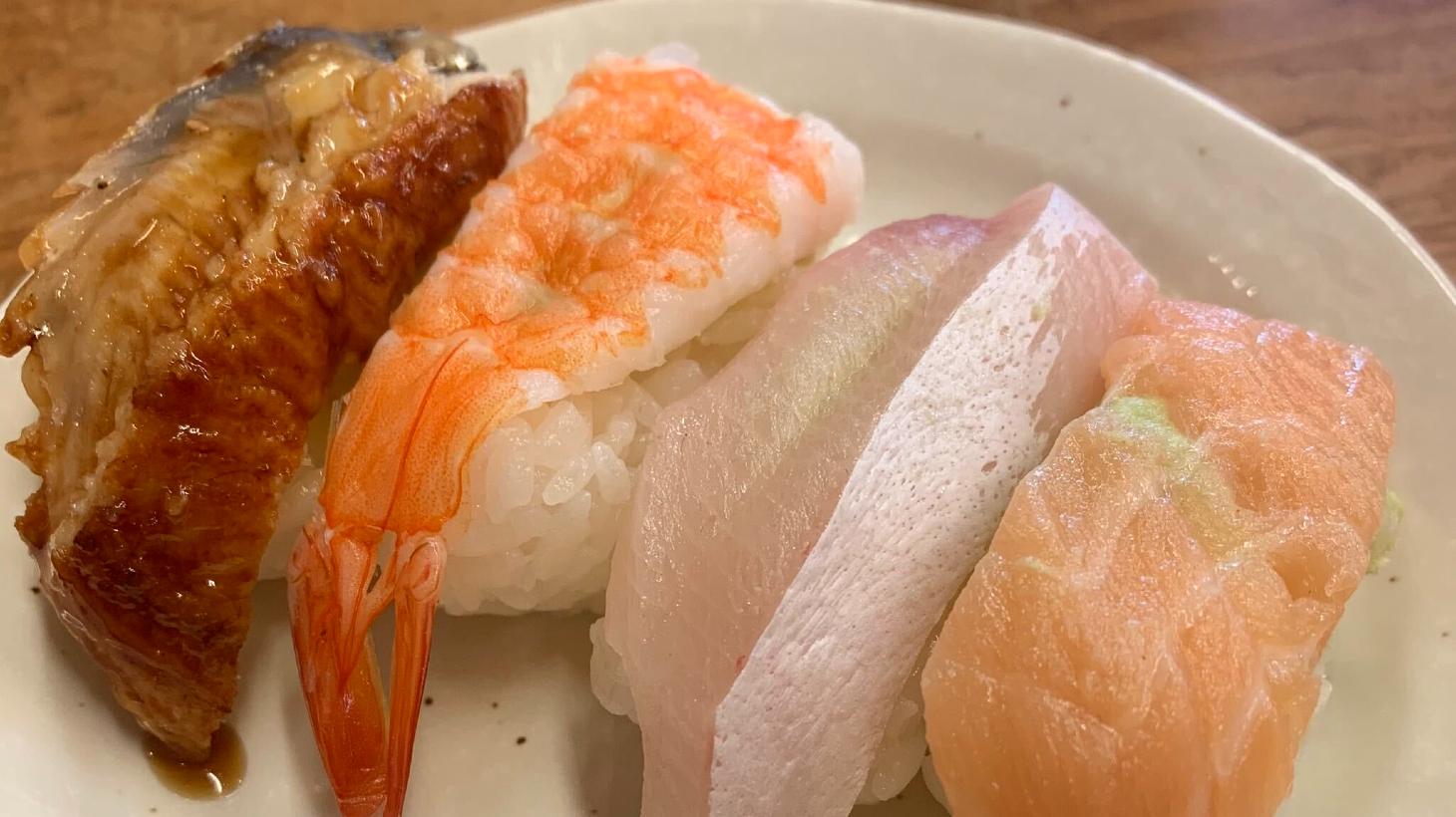 船番所 お寿司