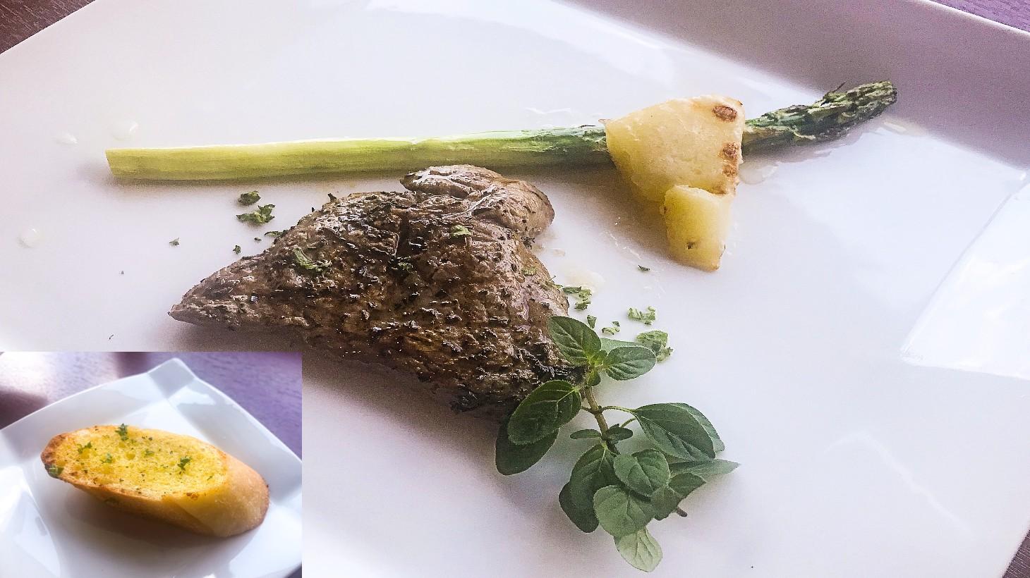 ドルチェヴィータ コース料理
