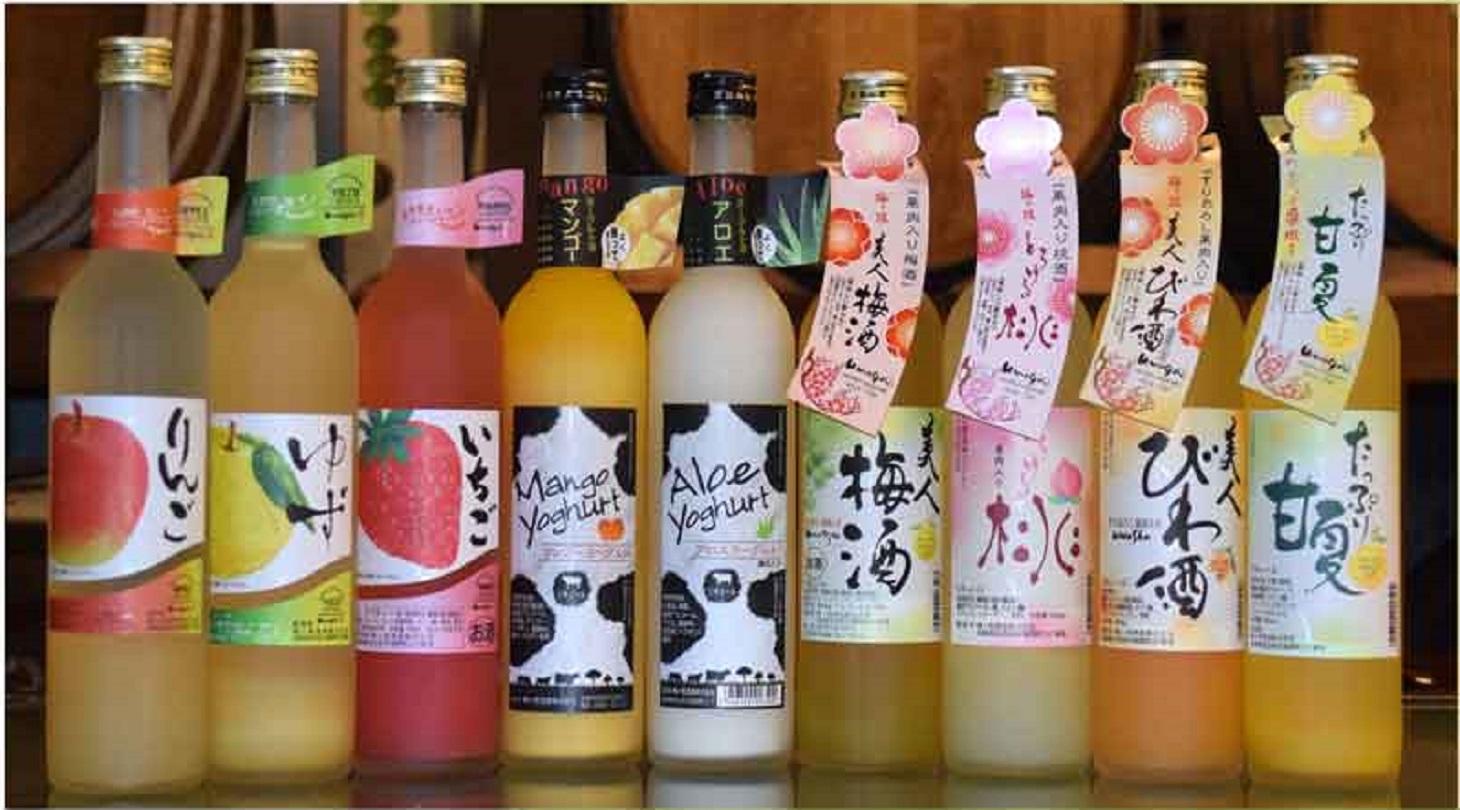 梅が枝酒造リキュール酒