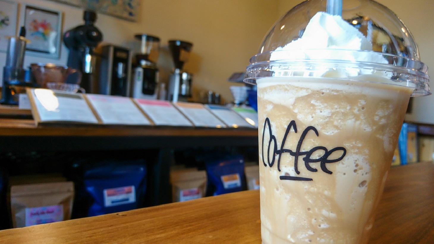 コーヒーフレッド