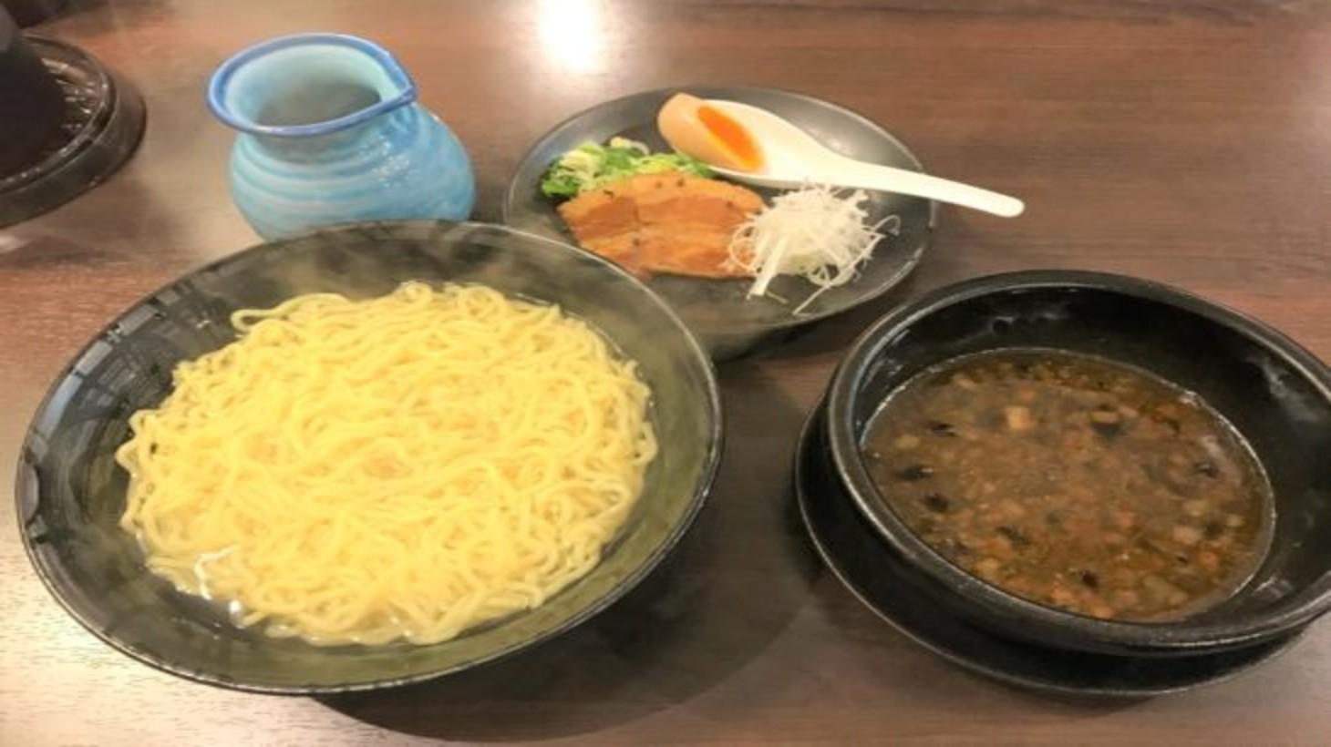 麺や潮風 魚介醤油つけ麺