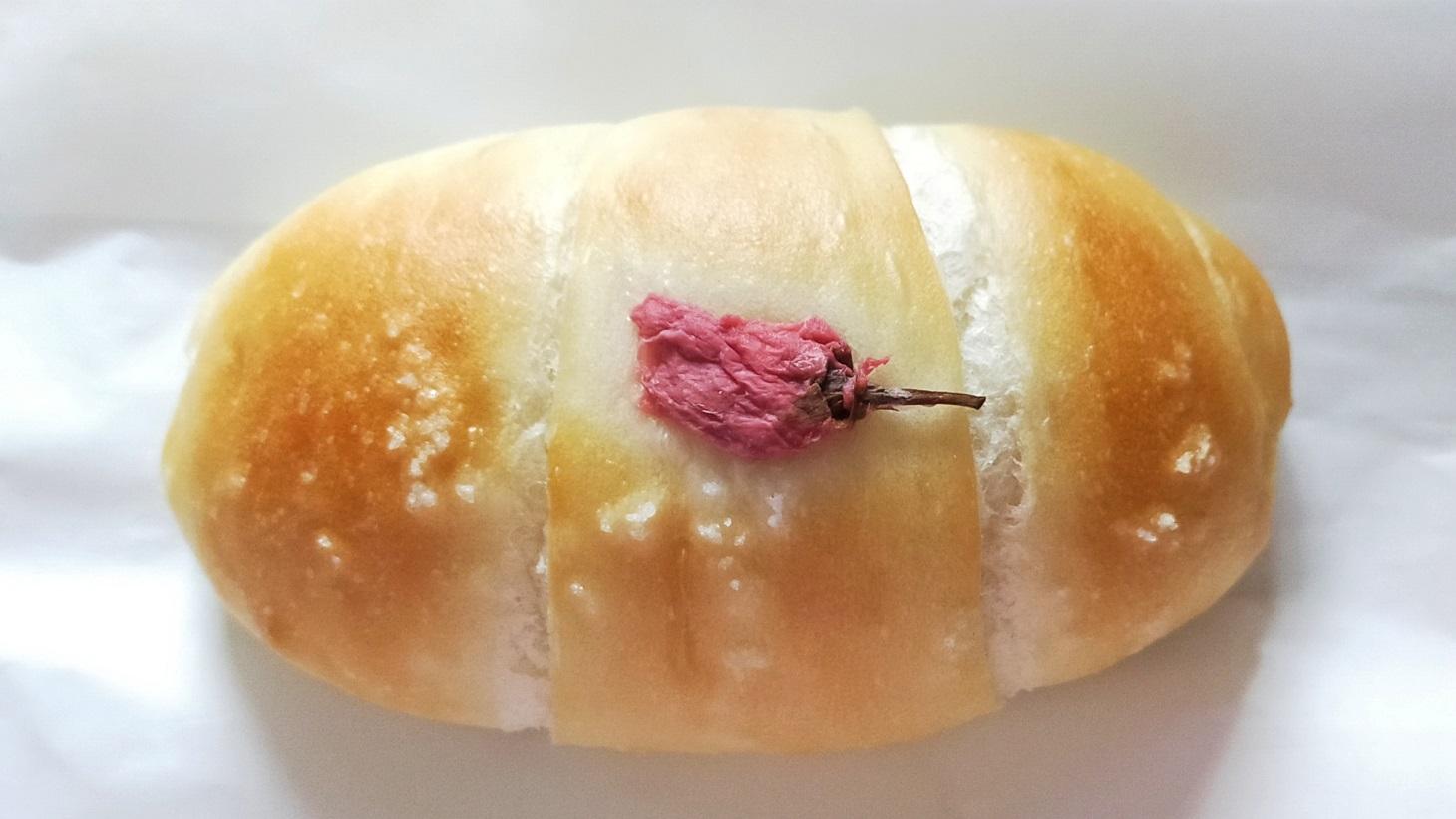 ベーカリータシロ 餡塩バターロール