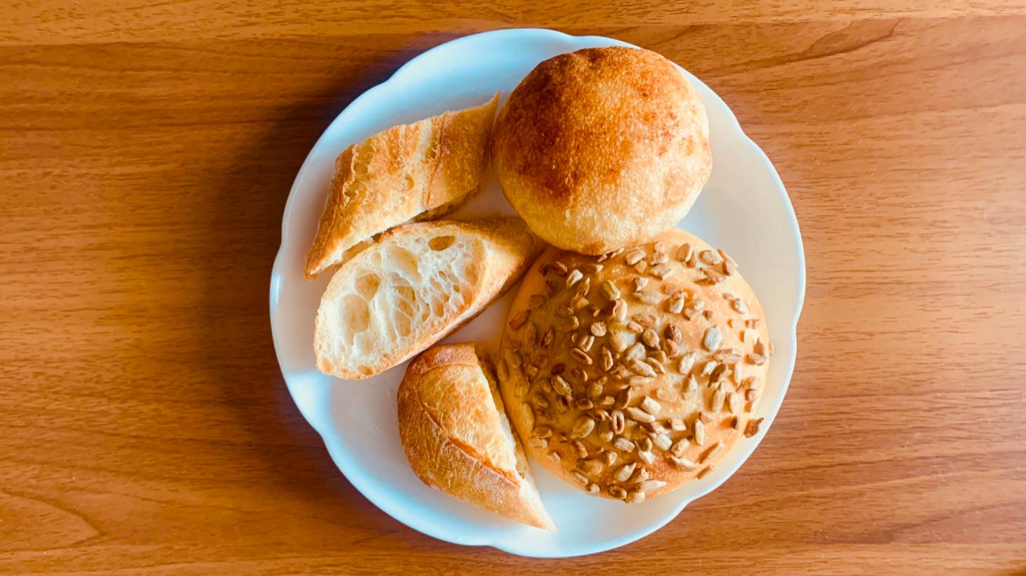 フジハラのパン
