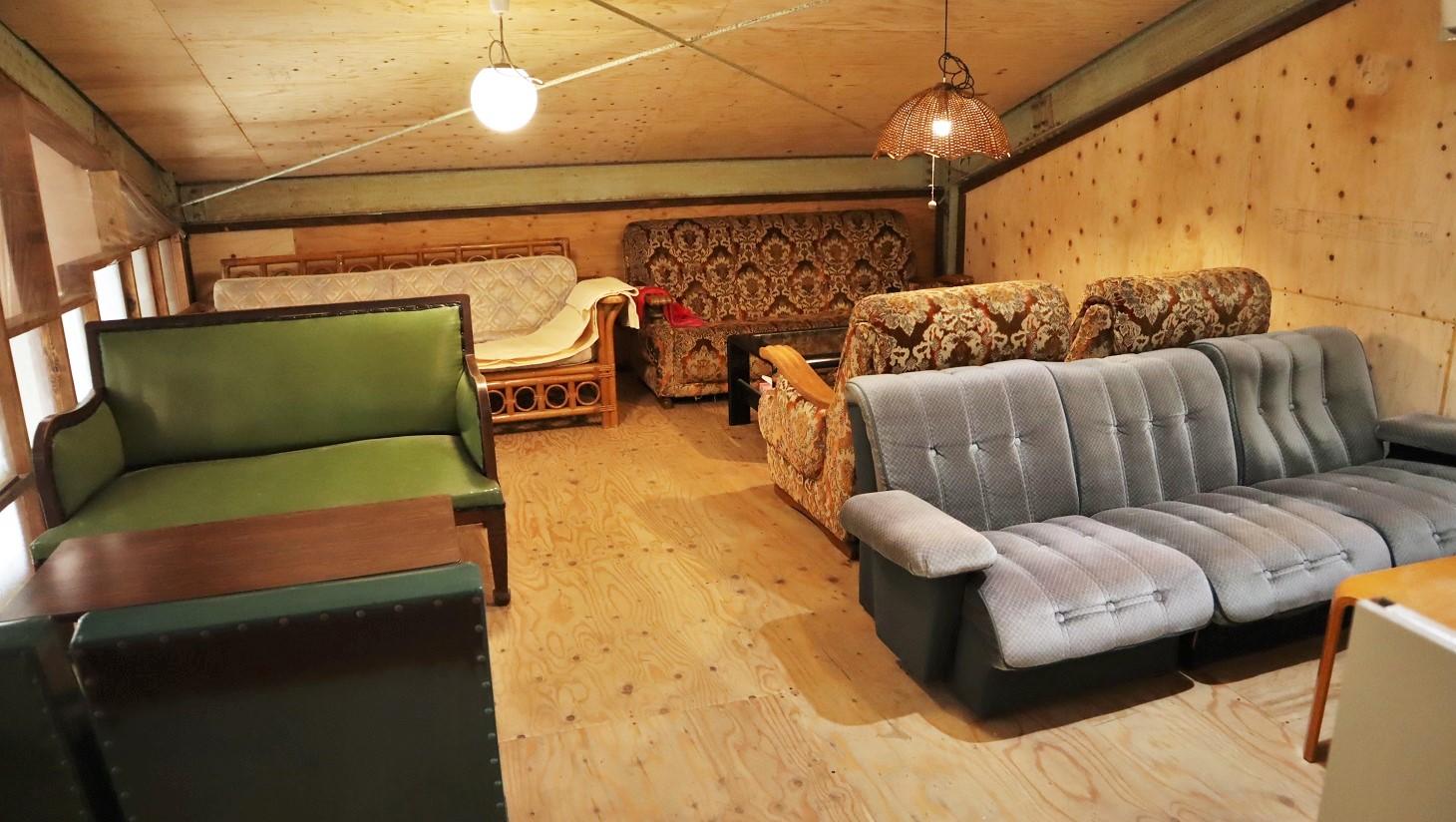 屋根裏文庫