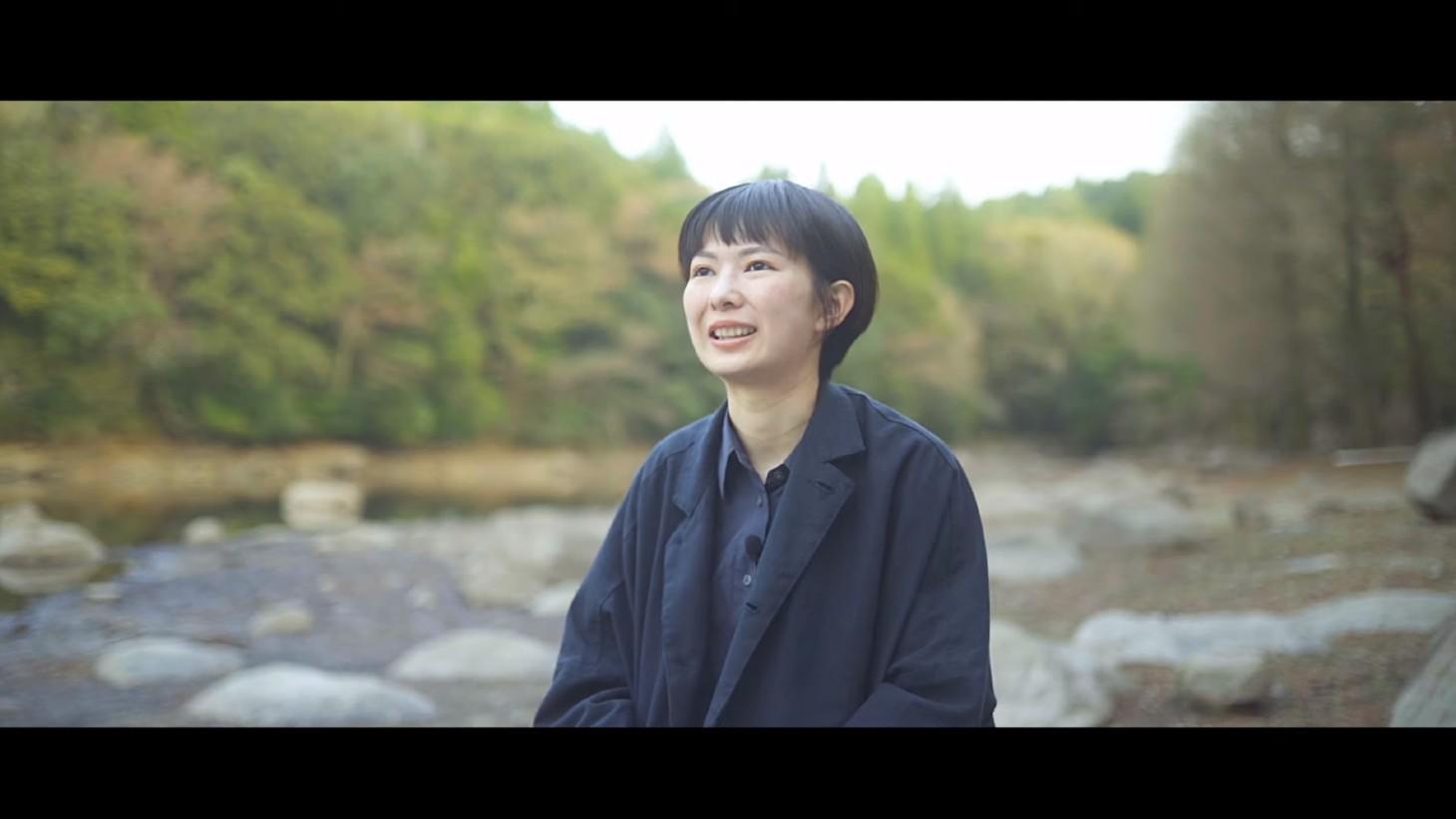 オヘソジャーナルPR動画ワンシーン