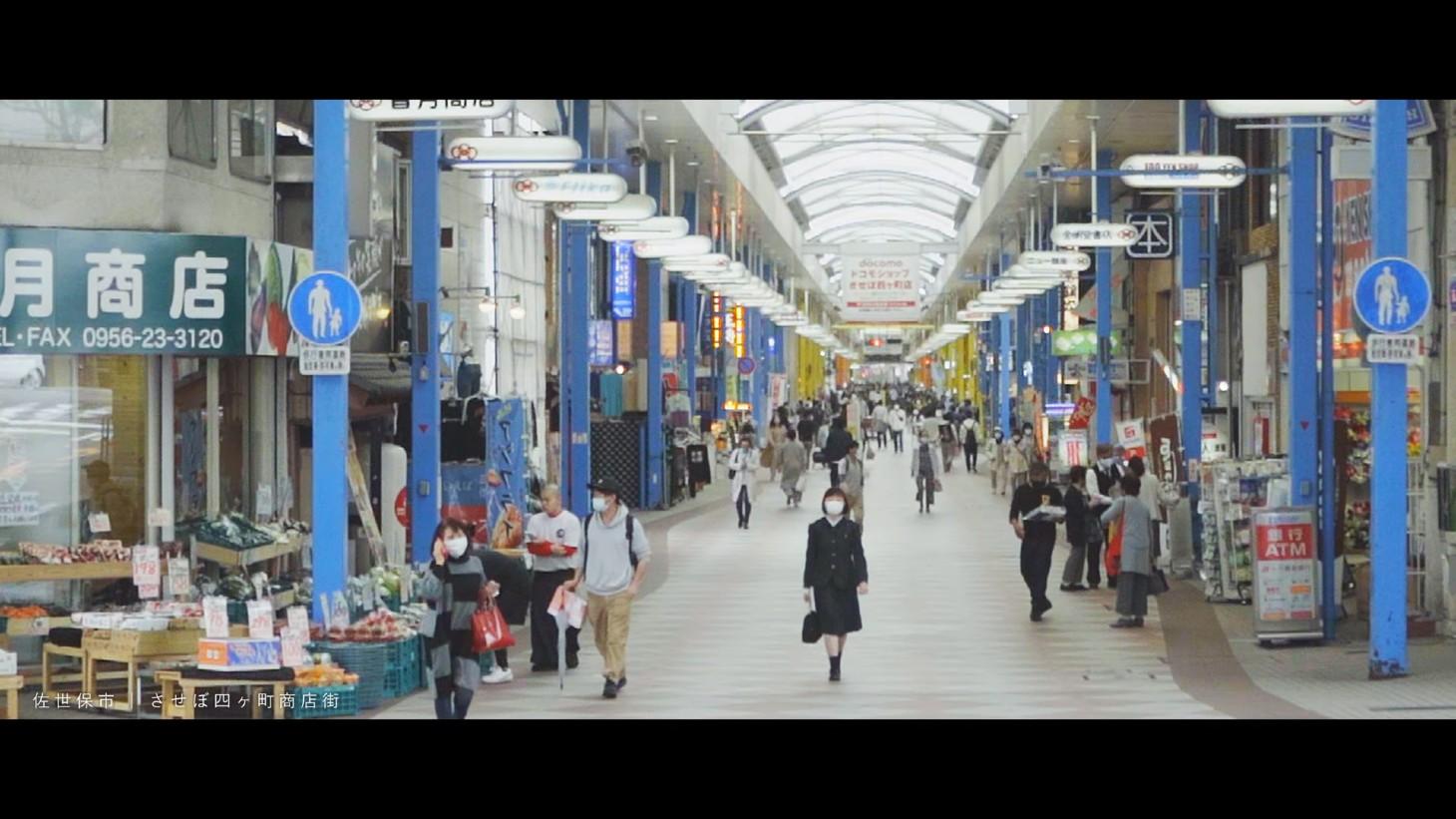 オヘソジャーナル PR動画ワンシーン